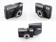 Soviet amateur 35mm camera LOMO Smena-Symbol with case. Good working order.