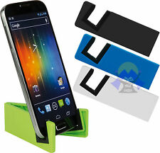 Porta TELEFONO Per iPHONE Compatibile SAMSUNG Galaxy SUPPORTO Universale TAVOLO