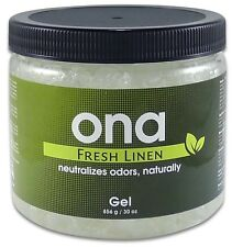 ONA GEL Fresh Linen 30oz ounce - odor control neutralizer air clean
