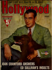 HOLLYWOOD MAGAZINE 1934-1943 Movies 109 issues DVD famous stars GOLDEN AGE