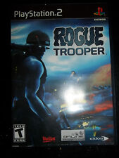 Rogue Trooper (Sony PlayStation 2, 2006) ps2 Complete