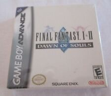 Final Fantasy I & II: Dawn of Souls (Nintendo Game Boy Advance, 2004)