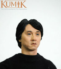"1:6 Male Man Jackie Chan Head Kumik KM13-41 F Phicen 12""Action Figure Body Model"
