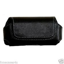 FAUX LEATHER POUCH CASE FOR HTC DESIRE C MOBILE PHONE COVER WITH BELT CLIP