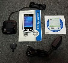 Same Day FREE Shipping Dell Axim X51 PDA, Cradle, charger, adapter, CD & manual