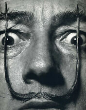 Salvador Dali UNSIGNED photo - F851 - Spanish surrealist painter