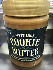 TRADER JOES JOE'S SPECULOOS COOKIE BUTTER TOTAL 42.3 oz FRESH Total 3 Jars