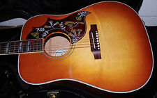 2016 Gibson Hummingbird Acoustic-Electric Guitar Sunburst 100% unplayed! OHSC