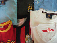 Mens Vintage Football Teams Tops/Shirts/Shorts/Jackets *Various Sizes*
