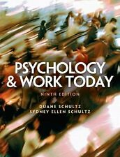 Psychology And Work Today: An Introduction to Indust...