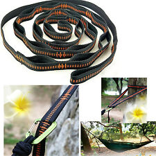 Hammock  Strap adjustable Tree Hanging Heavy Duty Extension  suspension system Y