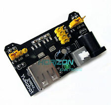 2PCS MB102 Breadboard Power Supply Module 3.3V 5V For Solderless Breadboard