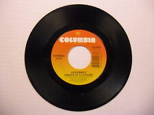 LOVERBOY Queen Of The Broken Hearts/Change Of A Lifetime 45 RPM