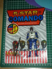 80's Power ranger kamen raider vintage  Blue figure MISB r:57