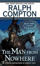 The Man From Nowhere (Ralph Compton Western Series)-ExLibrary