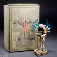 Diablo 3 Mini Tyrael Statue Dark Seraphim Angel PVC Figure Figurine Blizzard