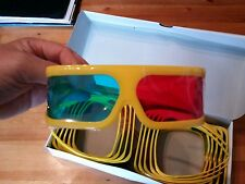20x pair,  3d glasses for dvd, games, tv, films,  party,  books