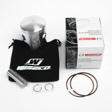 KAWASAKI KDX250 KDX 250 WISECO PISTON KIT 70MM STD. BORE 1980-1982