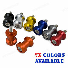 10mm Swingarm Spools Fit KTM  RC125/200/390, 125/200/390 DUKE 690 990