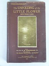 Unfolding Of The Little Flower Sister Theresa Of Lisieux 1916 Rev W M Cunningham