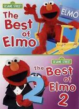 Sesame Street: The Best of Elmo, Vols. 1 and 2 New DVD