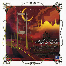 Made in Turkey: The World of Turkish Grooves (CD, 2005, Soulstar)