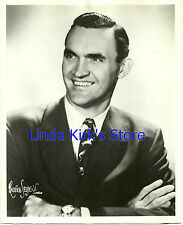 "Jack Drees Promo Photograph ""Wednesday Night Fights"" Charles vs Holman ABC-TV"