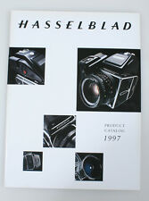 HASSELBLAD PRODUCT CATALOG 1997