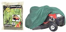 "DELUXE RIDING LAWN MOWER COVER 78""X30""X48"" GREEN TEAR RESISTANT MAXPOWER 334510"