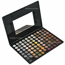 Exclusive Neutral Warm 88 Color Eyeshadow Makeup Palette 588F