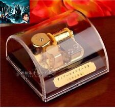 Semi Circle Wind Up Music Box : Harry Potter HedwigsTheme / Prologue