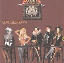 PANIC! AT THE DISCO : A FEVER YOU CAN'T SWEAT OUT / CD - NEUWERTIG