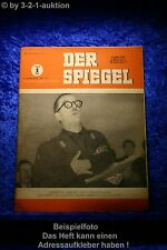 """Der Spiegel 39/47 27.9.1947 """"Vizekönig über ein viertel Deutschlands""""."""