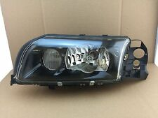 2003-2006 VOLVO S80 LEFT LH L Side Xenon HID BLACK Headlight OEM 03 04 05 06