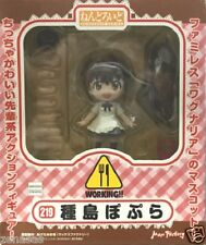 Used Max Factory Nendoroid Working Popura Taneshima PVC PAINTED