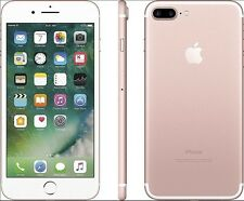 New Apple iPhone 7 Plus 128GB GSM FACTORY UNLOCKED Rose Gold Smartphone