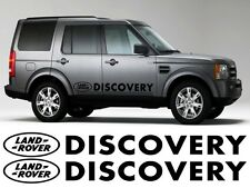 LANDROVER DISCOVERY SIDE GRAPHIC STICKER DEFENDER FREELANDER RANGEROVER LAND 90