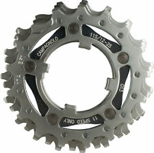Assieme Pignoni CASSETTA CAMPAGNOLO 11s 17-18-19T/SPROCKET CARRIER ASSEMBLY 17A