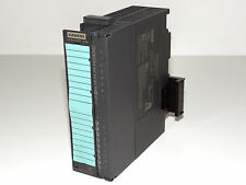 Siemens Simatic S7 6ES7322-1BH02-0AA0 SM322 Do 16xDC24V/0,5A Top.
