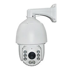 30X Zoom HD 1080P PTZ Pan/Tilt Outdoor 150M IR Distance CCTV Security AHD Camera