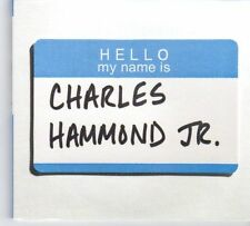 (DY510) Hello My Name Is, Charles Hammond Jr - 2012 DJ CD