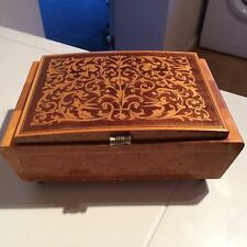 Vintage (1960s)Musical Jewellery Box.Full Working Condition.