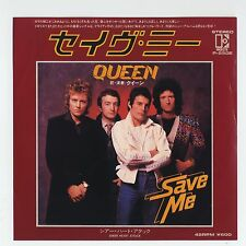 "Queen - Save Me c/w Sheer Heart Attack 7"" JAPAN 45"