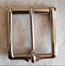"1-1/2"" Stainless Steel Belt Buckle With Roller"