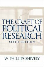 Craft of Political Research, The (6th Edition)