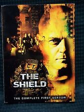 The Shield Complete First Season 4 Disc Set