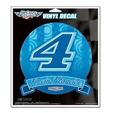 """Kevin Harvick 2016 Wincraft #4 Stewart Haas Racing 5"""" Round Women's Decal"""