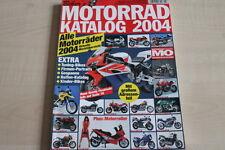 156597) Schermers MO Motorrad Katalog 2004