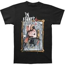 In Flames - Where the Dead Ships - T-Shirt - Größe Size S - Neu