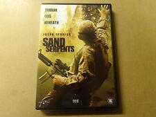DVD / SAND SERPENTS ( JASON GEDRICK )